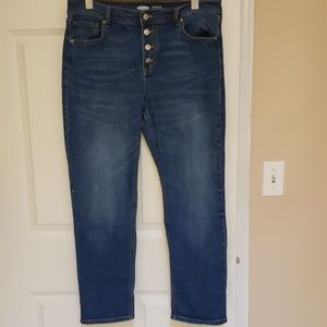 Old Navy Power Jean a/k/a Perfect Straight Jean